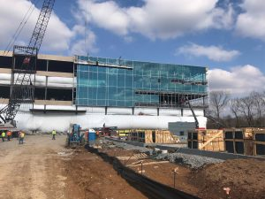 Inaugural Nashville Project Approaching Final Phases